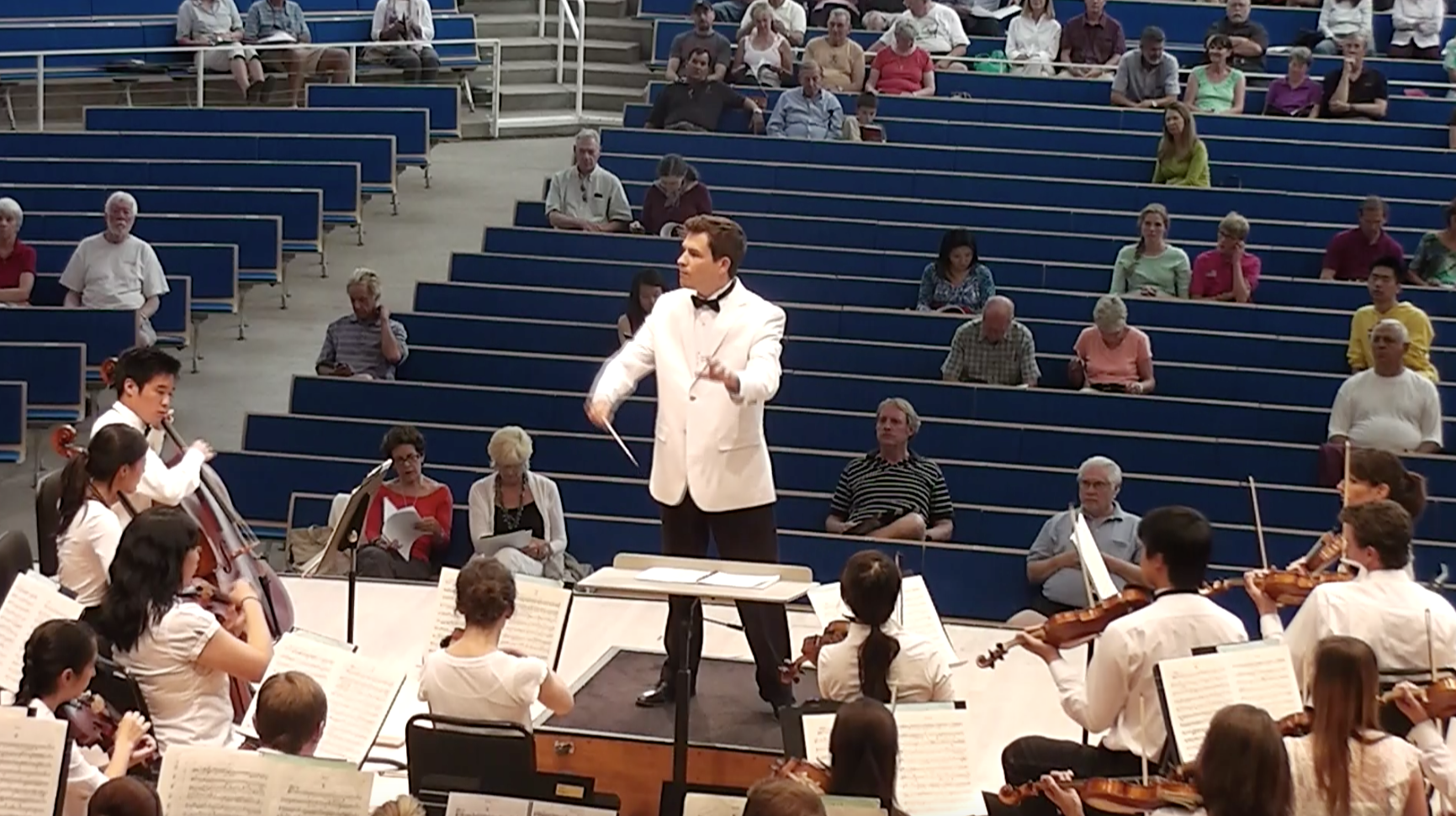 Richard McKay Conductor Aspen Music Festival 3