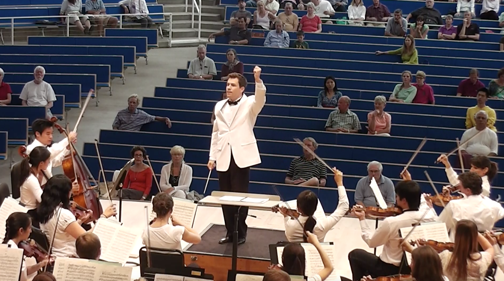 Richard McKay Conductor Aspen Music Festival