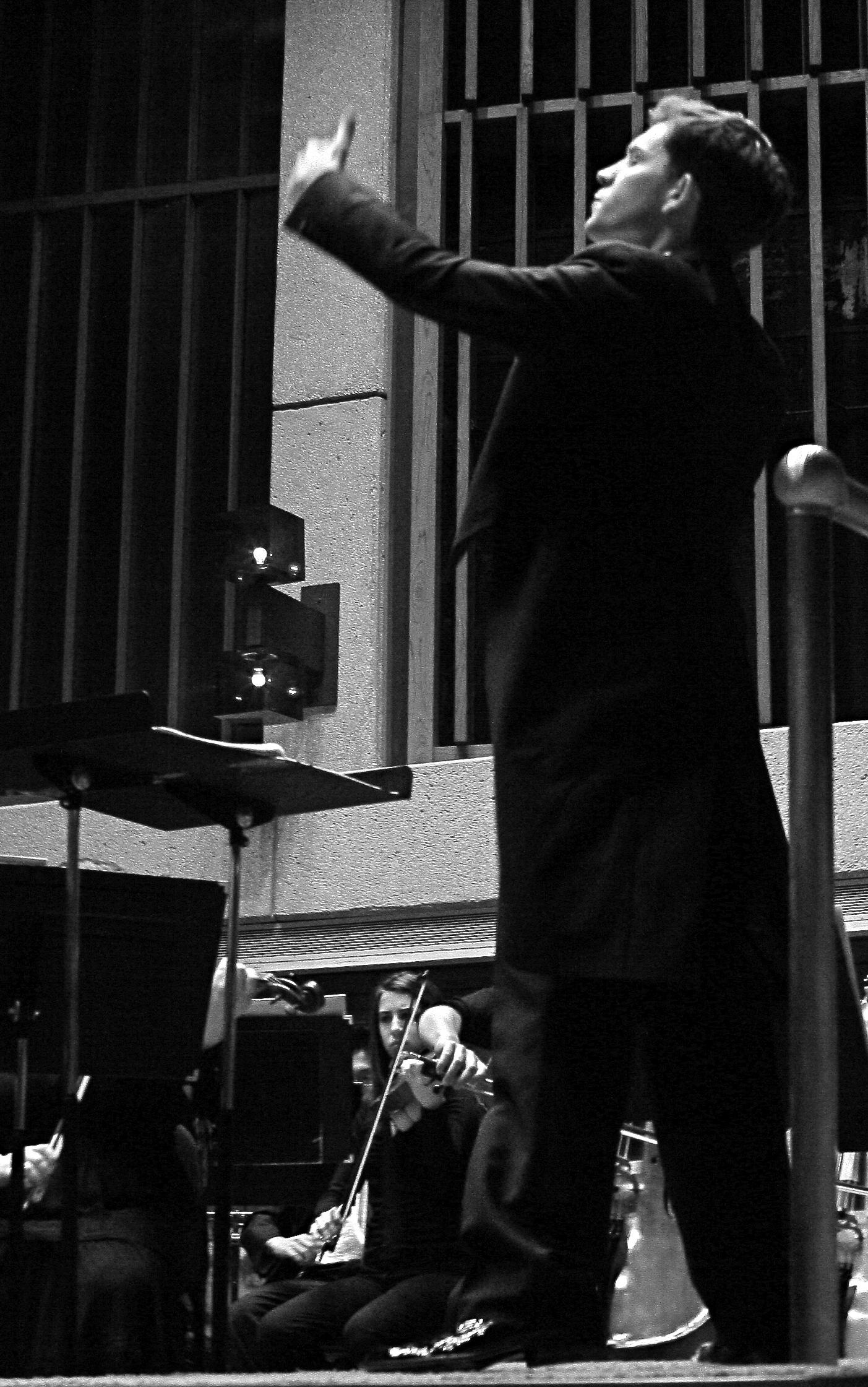Richard McKay, Conductor, 2