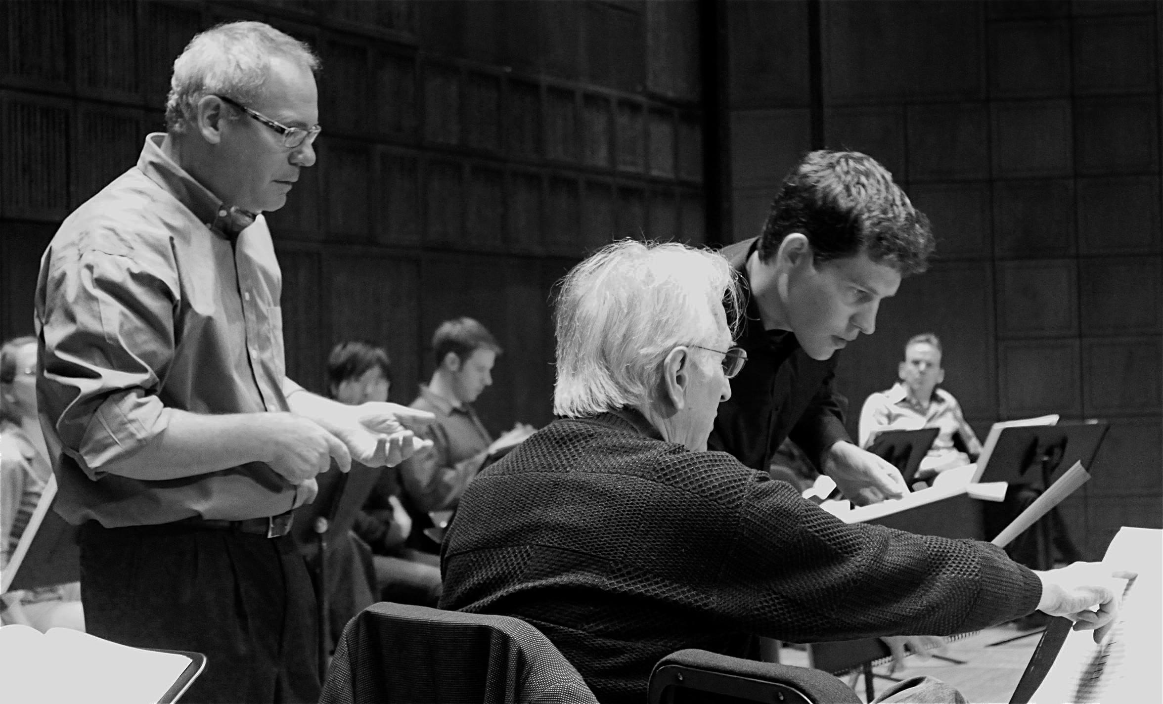 Richard McKay - Conductor (Mark Gibson, Gustav Meier)