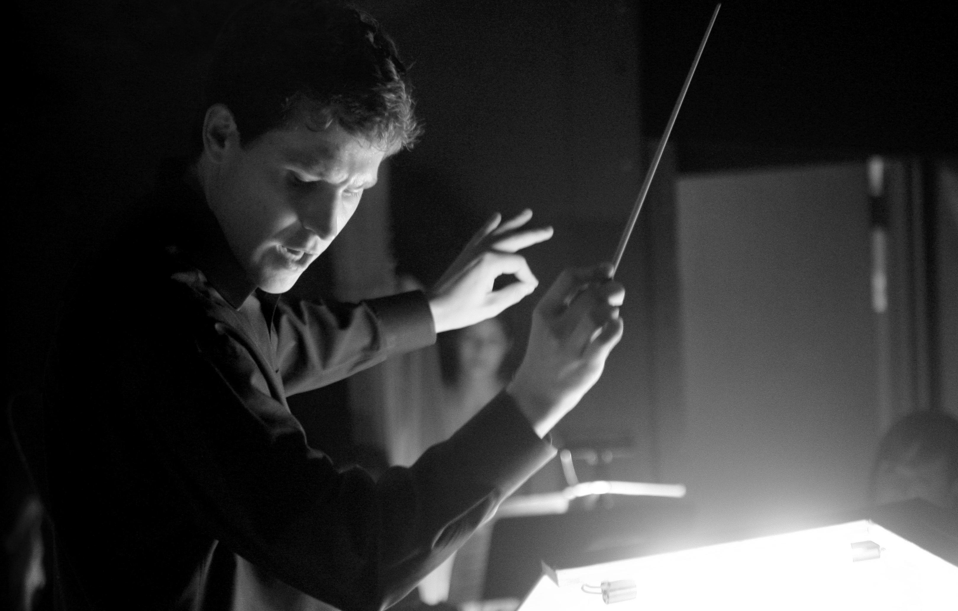 Richard McKay, Conductor
