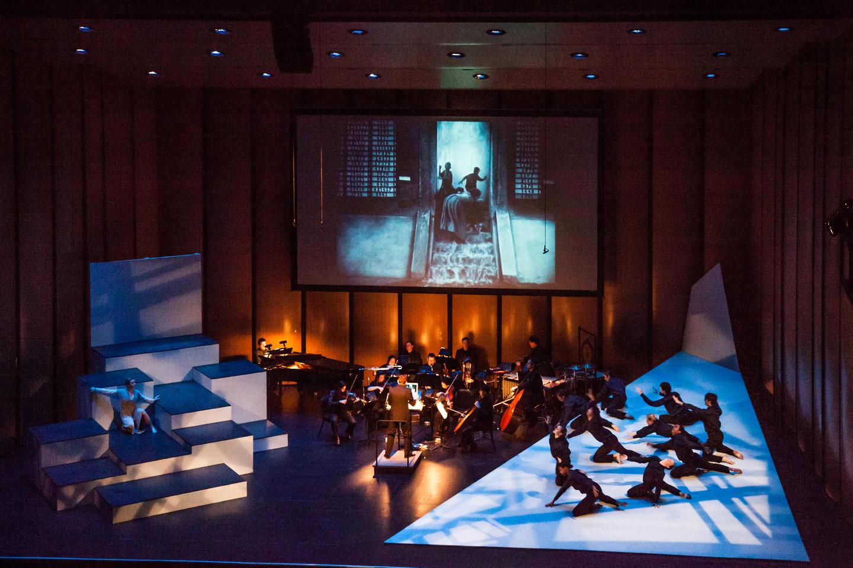 Richard McKay Conductor, Metropolis, Dallas Chamber Symphony