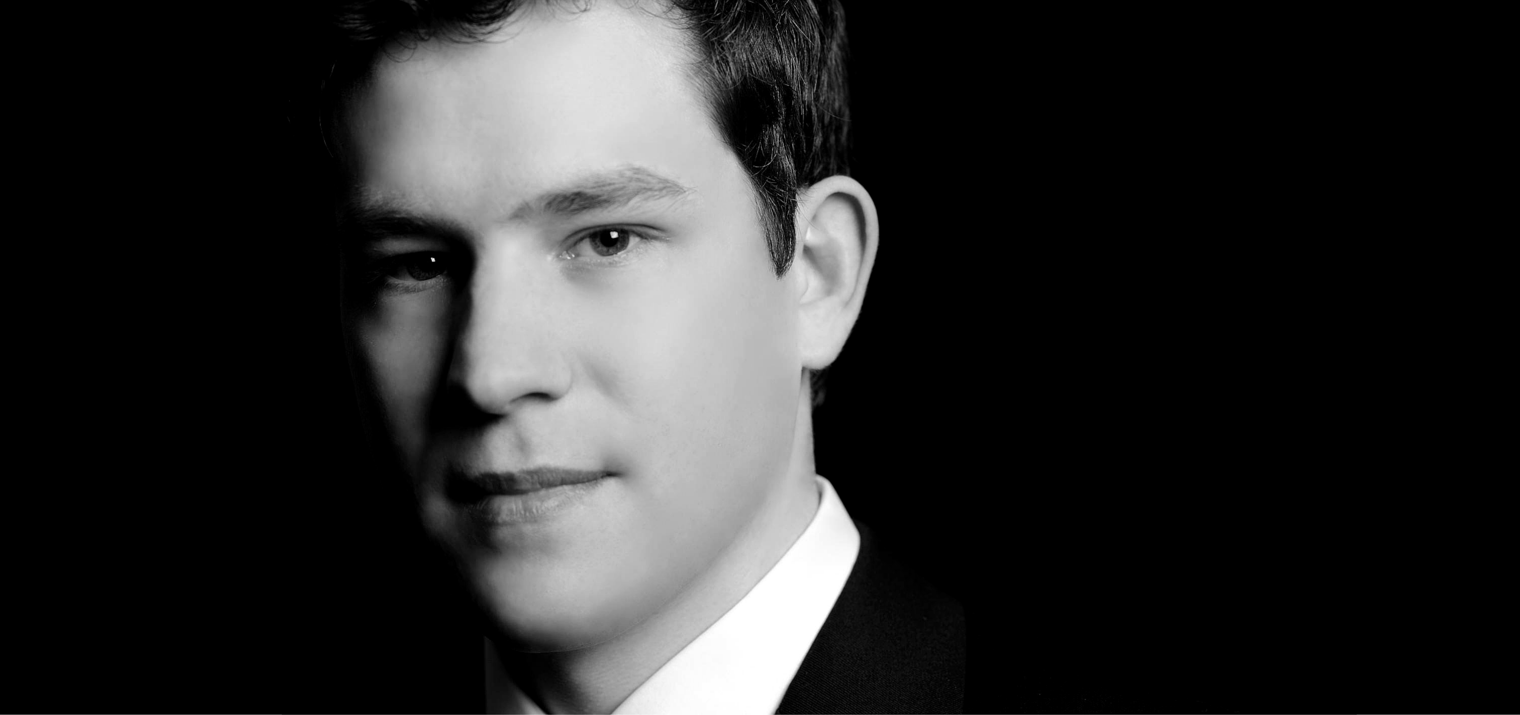 Richard McKay, Conductor, BW Headshot